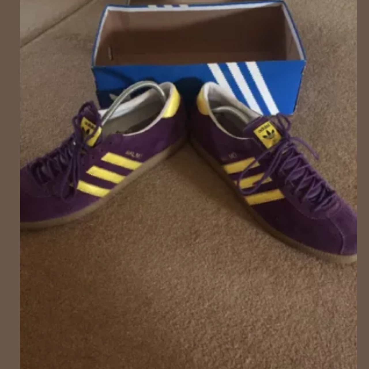 adidas stockholm trainers size 10