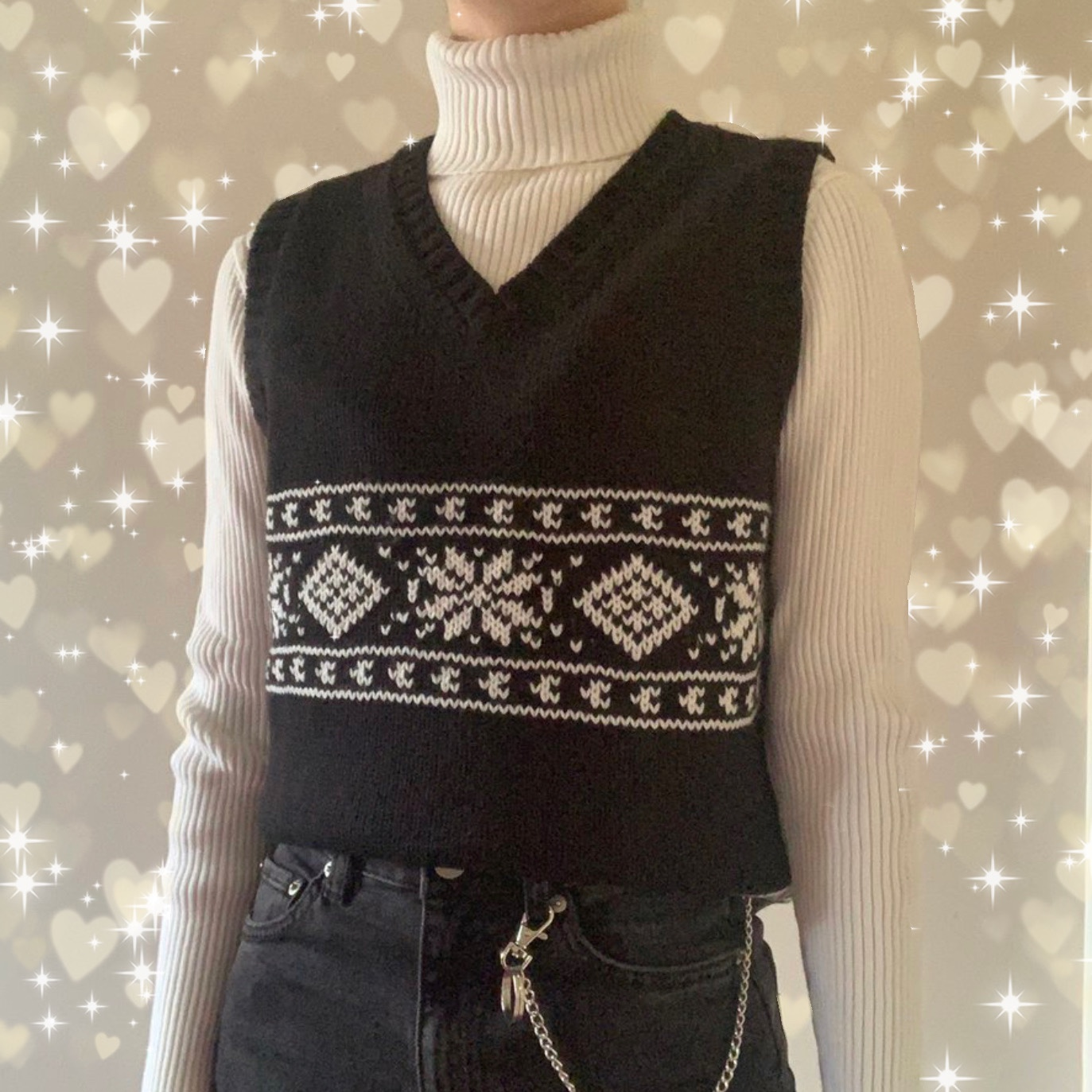 Product Image 1 - price reduction!! the cutest patterned sweater