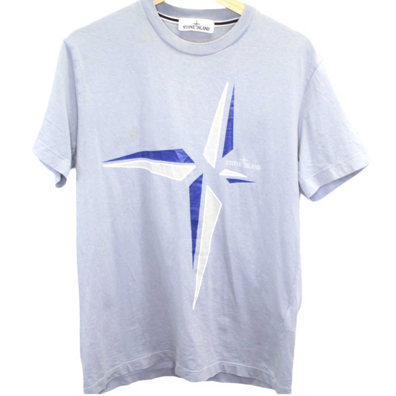 Product Image 1 - F124 Stone Island Spell Out
