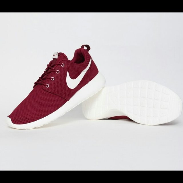 finest selection be8a2 72f7a nike roshe run bordeaux
