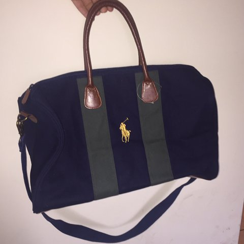 458a44c0f6 Polo Ralph Lauren Gym Bag Still new without tags never been - Depop