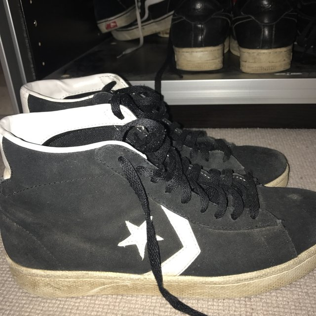 Star vintage converse one One Star