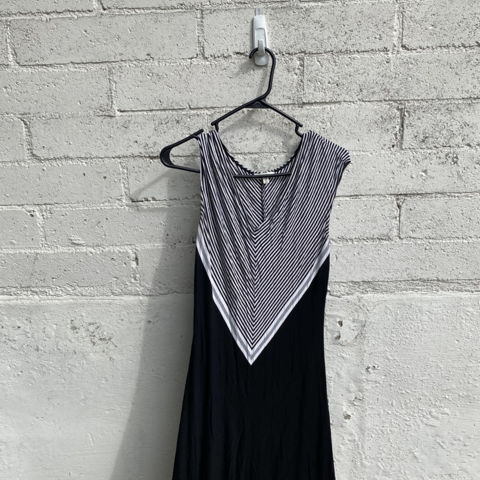 Product Image 1 - Black and white long dress!