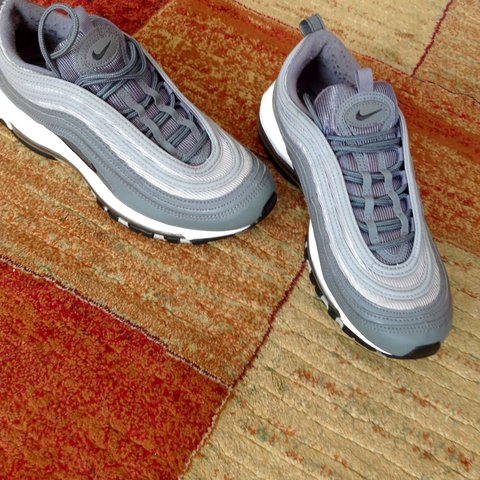Nike Air Max 97 Pure Platinum Aurora Green Black Kauai