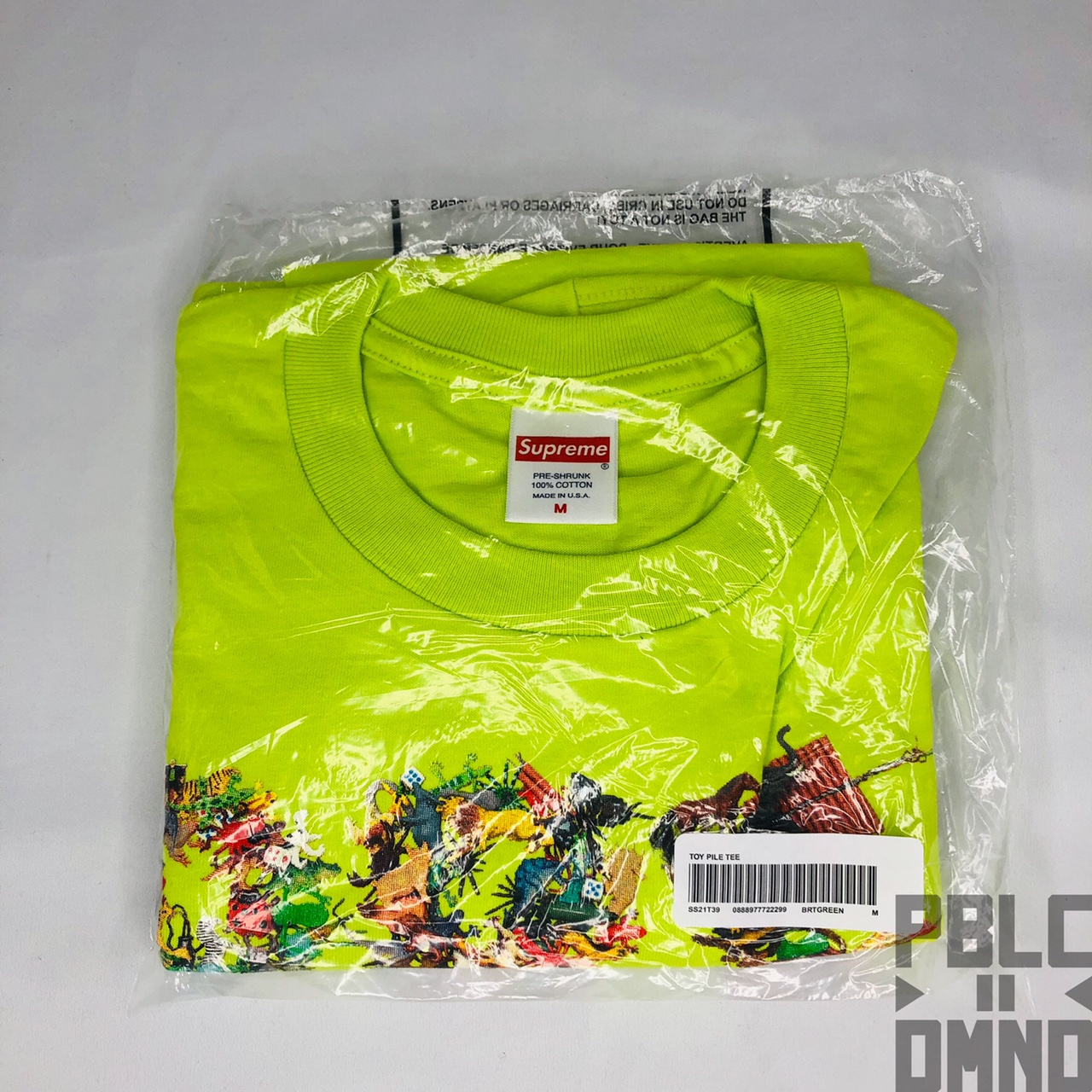 Product Image 1 - Item: Supreme Toy Pile Tee Size: