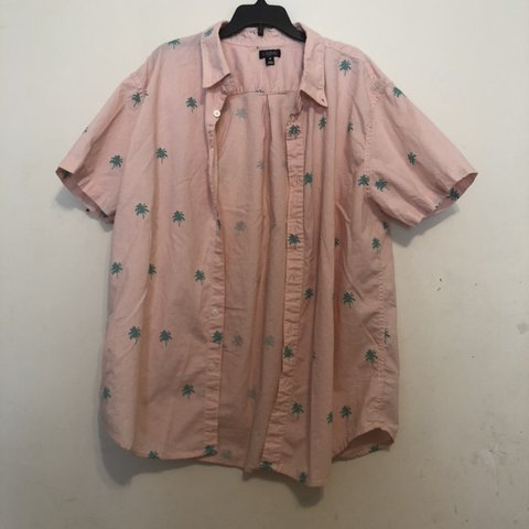 ec9f8f926252 @paytonhartfield. 2 days ago. Johnsonville, United States. Men's Palm Tree Button  Up Shirt Light pink ...