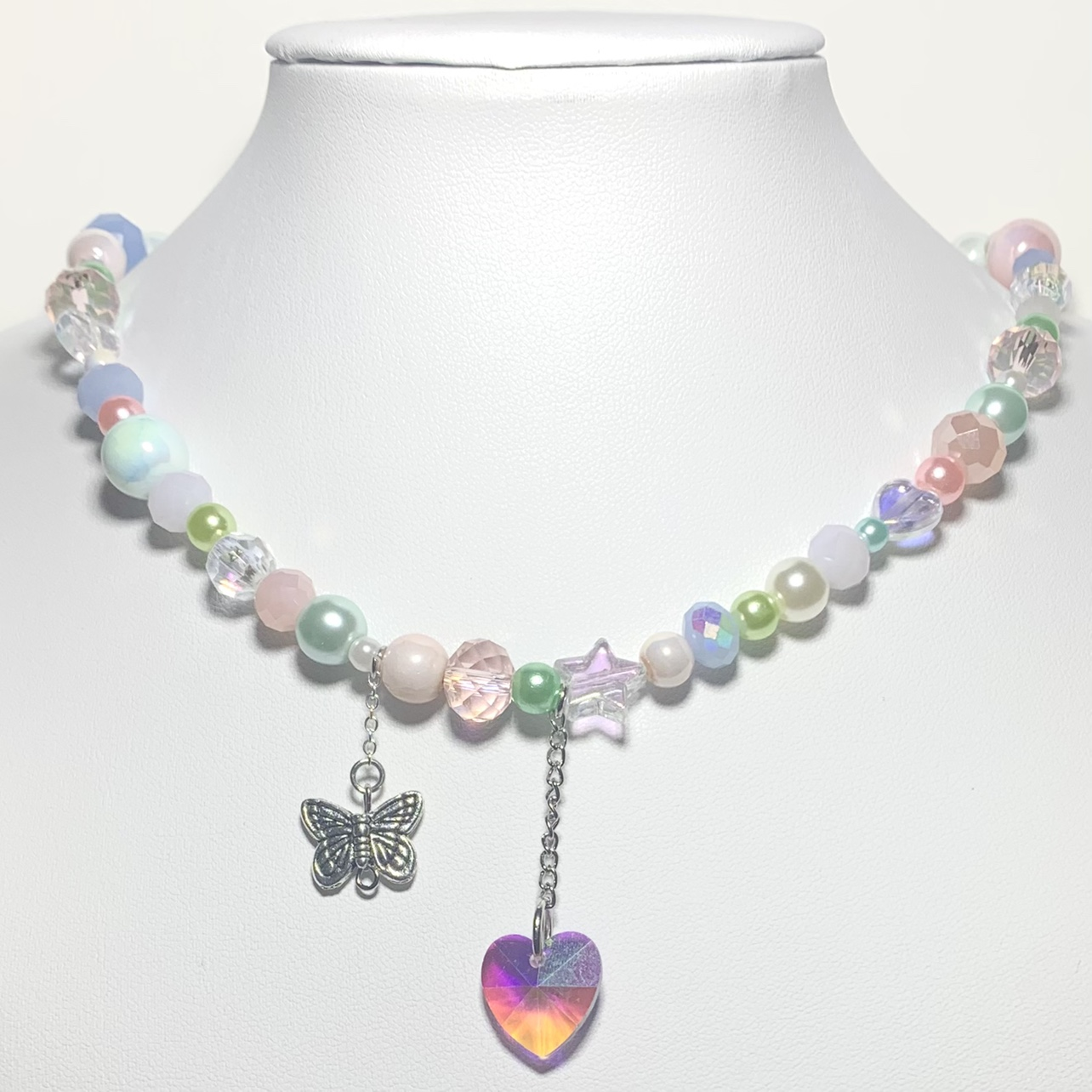 Product Image 1 - ☆*:.。[the maia pearl necklace]。.:*☆ *the colors