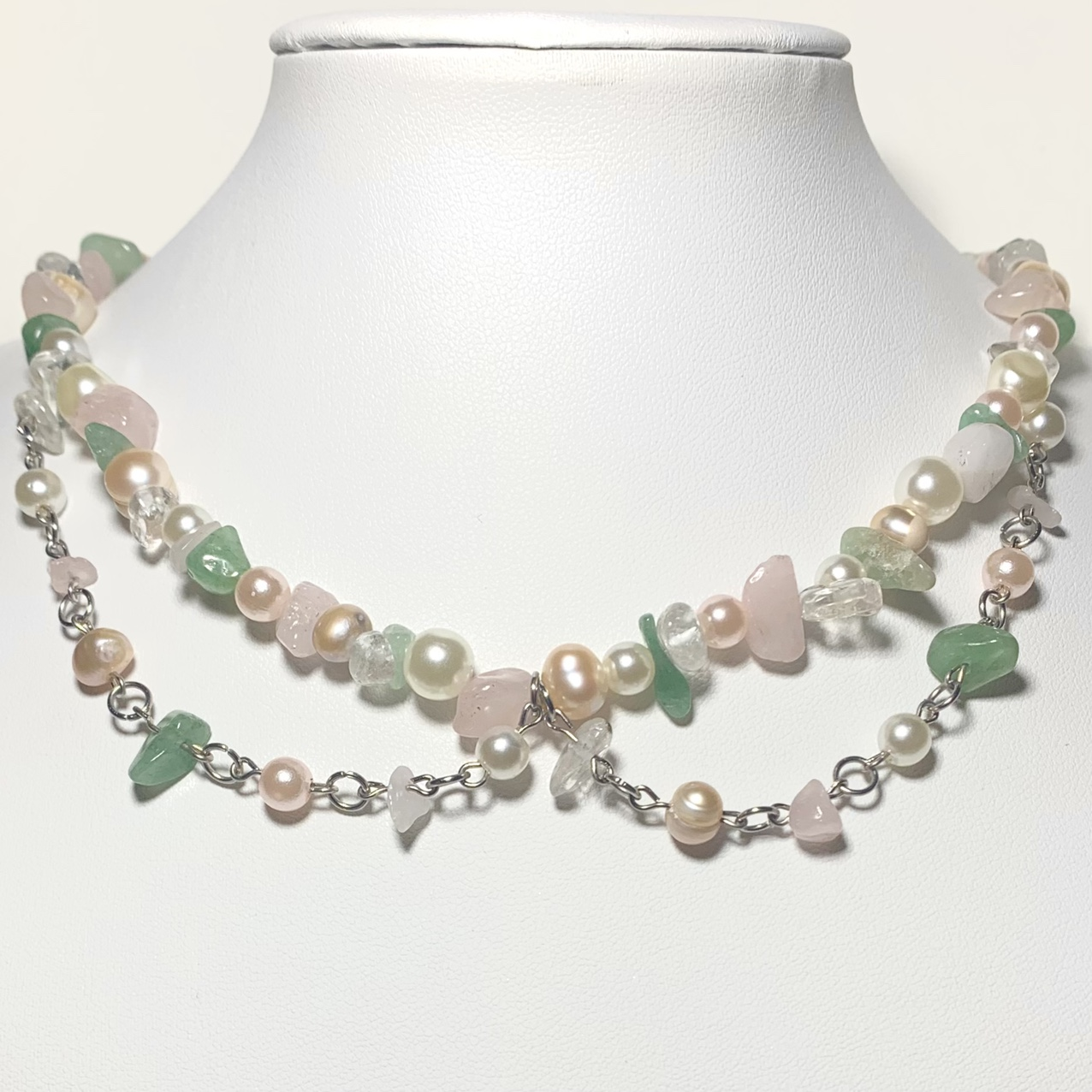 Product Image 1 - ˚✧₊ the cora pearl necklace