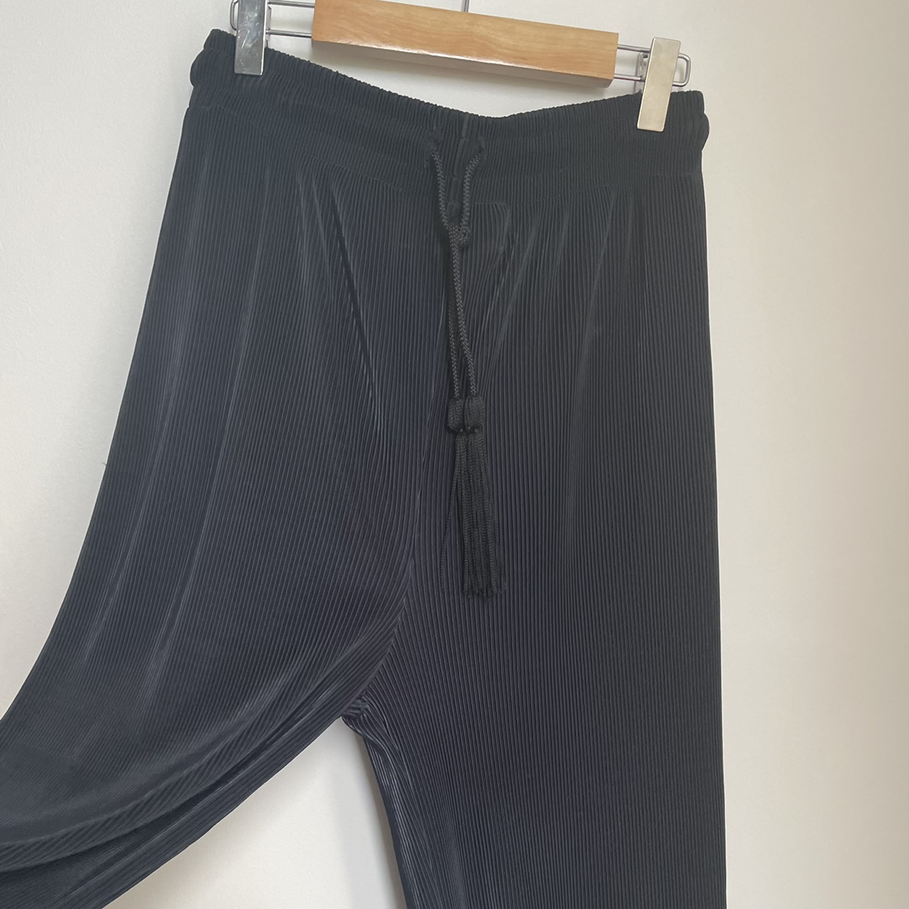 Product Image 1 - Vintage dead stock micro-pleated poly