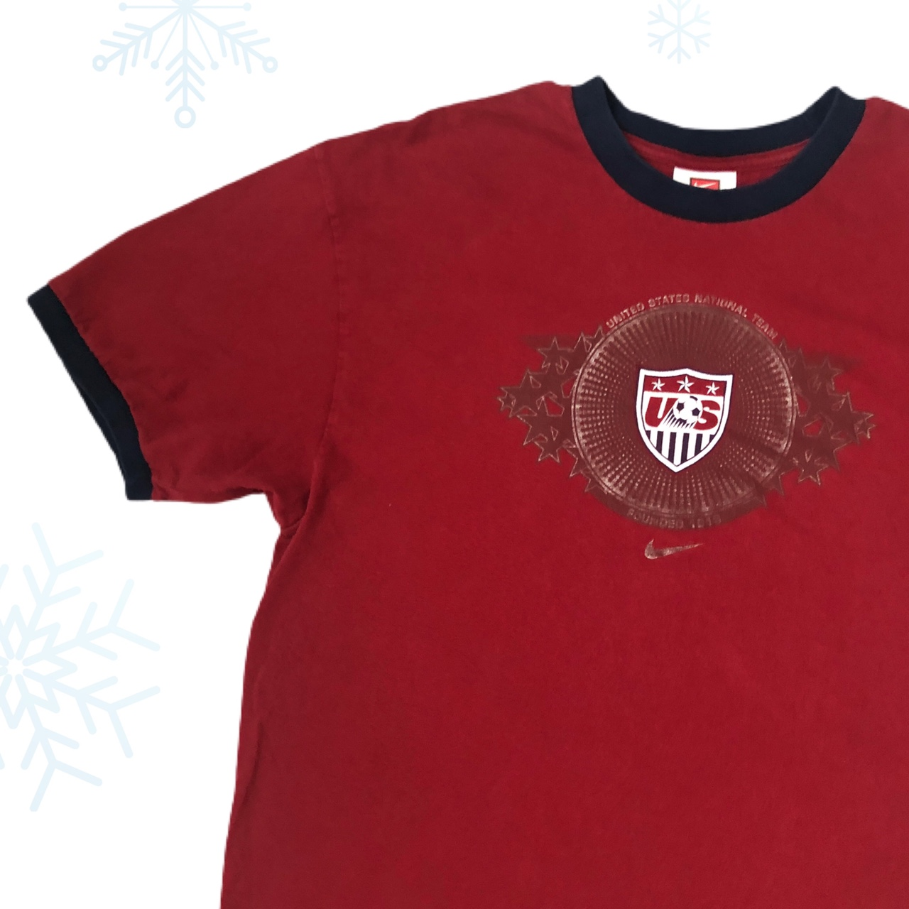 Product Image 1 - ⚽️ 2000s Nike US Soccer
