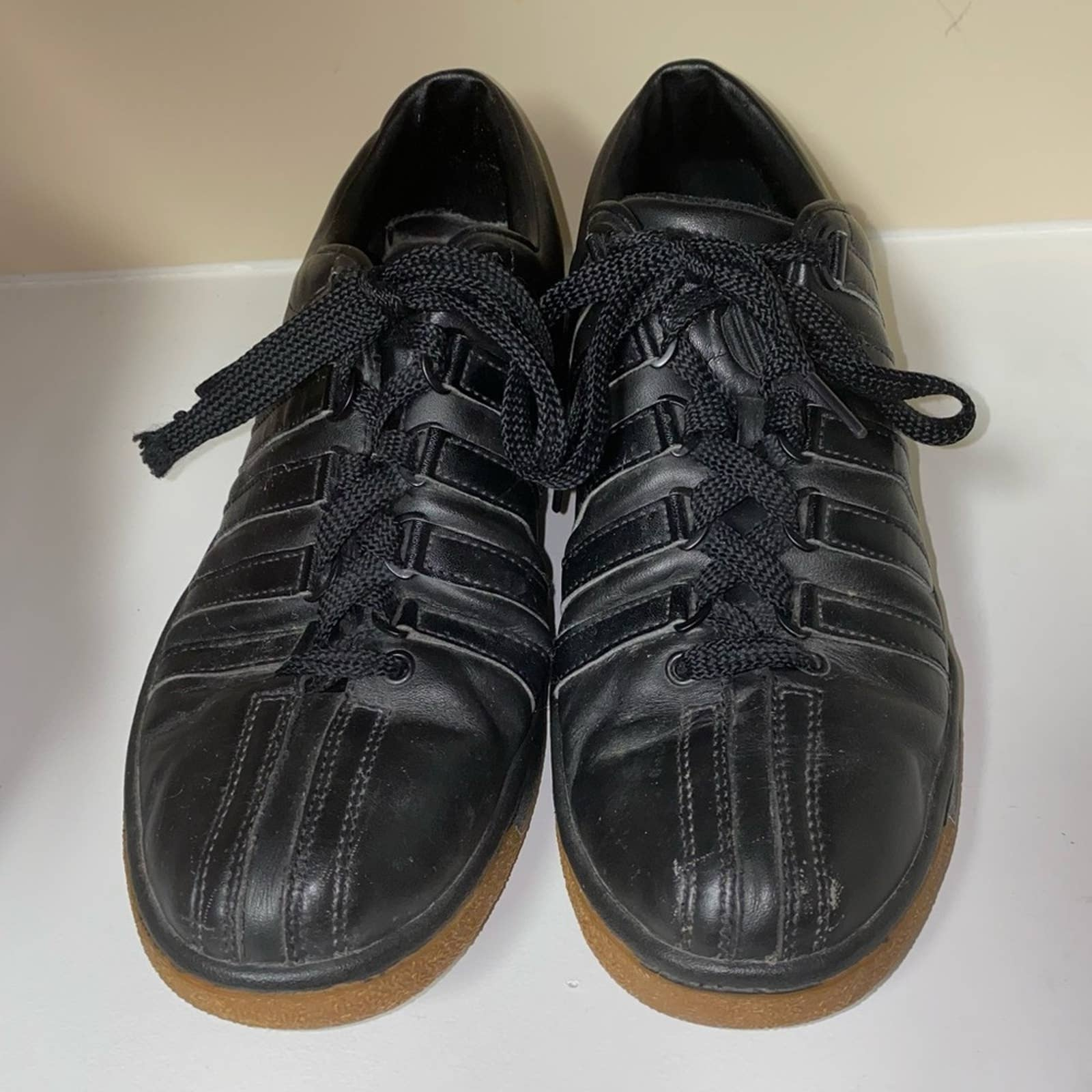 Product Image 1 - K-Swiss Classic leather low top