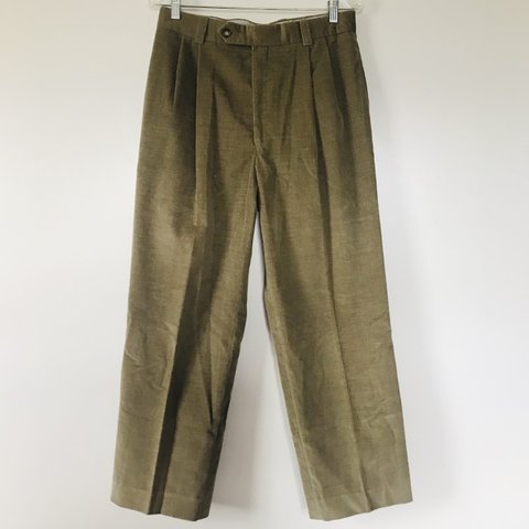 27b0530cb @minnieandnance. 3 days ago. Brownsville, United States. New Vintage Neiman  Marcus Mens Corduroy Pants Designer Collection ...