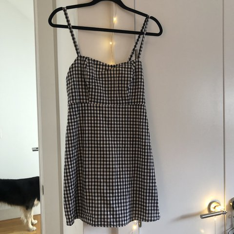 6fdea8185b @maymall. in 3 hours. Chicago, United States. Brandy Melville gingham dress.  Never ...
