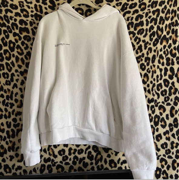 Product Image 1 - Pangaia Off-White Heavyweight Hoodie. Just