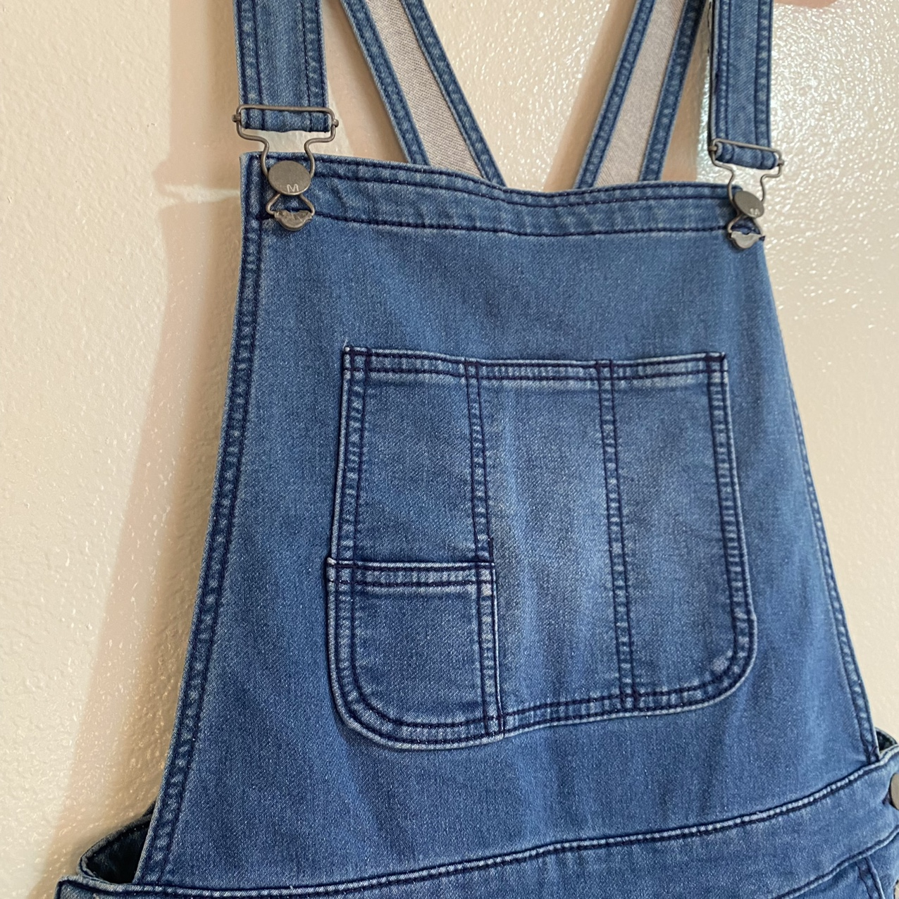 Product Image 1 - Mossimo Denim Overall Jeans with