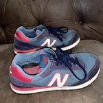 eb76571cd NEW BALANCE DAD SHOES 👟 8.5 Men EU 40 In great chunky - Depop
