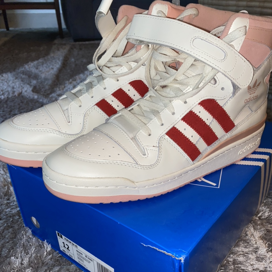Product Image 1 - Adidas Forum 84 High pink