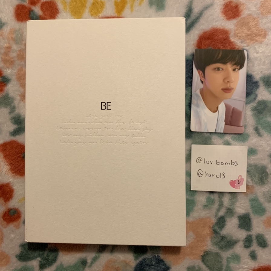 Product Image 1 - wts 🌟 be essential edition album  comes
