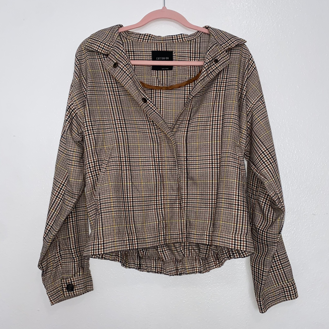 Product Image 1 - cotton on flannel jacket with