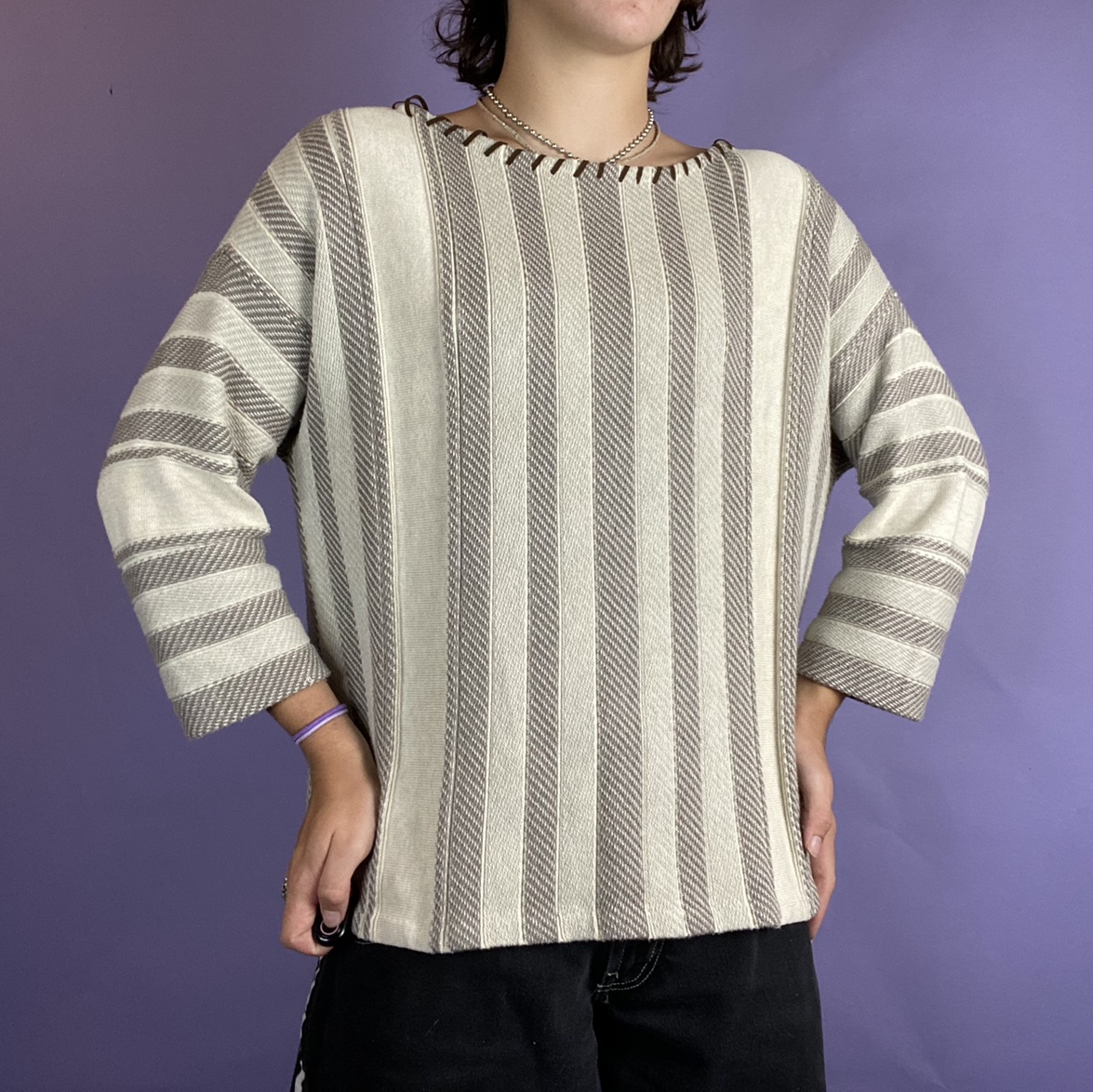 Product Image 1 - 90's Classic Grunge Multicolored Gray