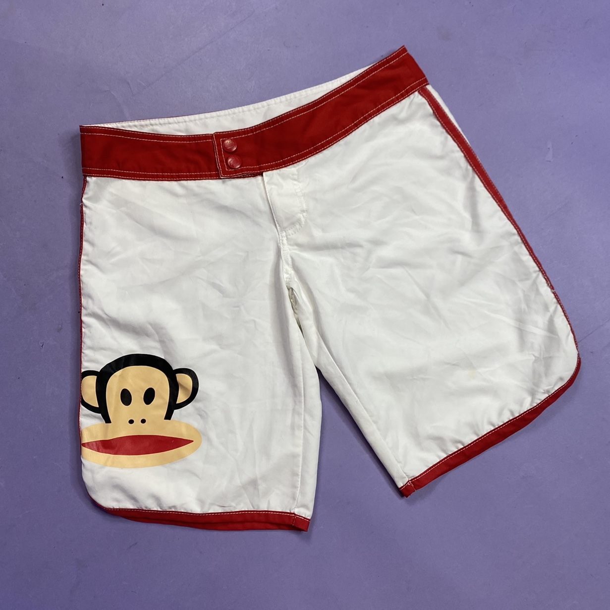 Product Image 1 - 90s White/Red Paul Frank 2000s