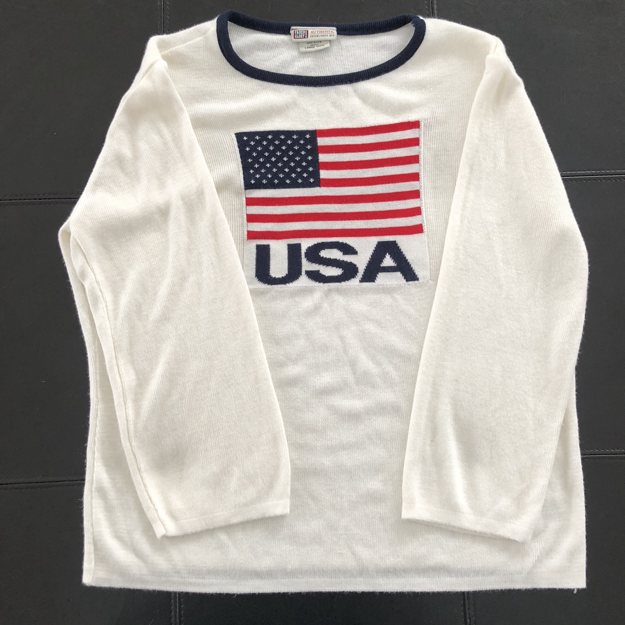 Product Image 1 - Vintage white faded glory sweater