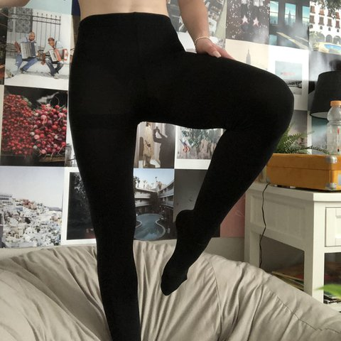 1bc85a93becd7 S/M tights that were never worn. They are from URBAN but a - Depop