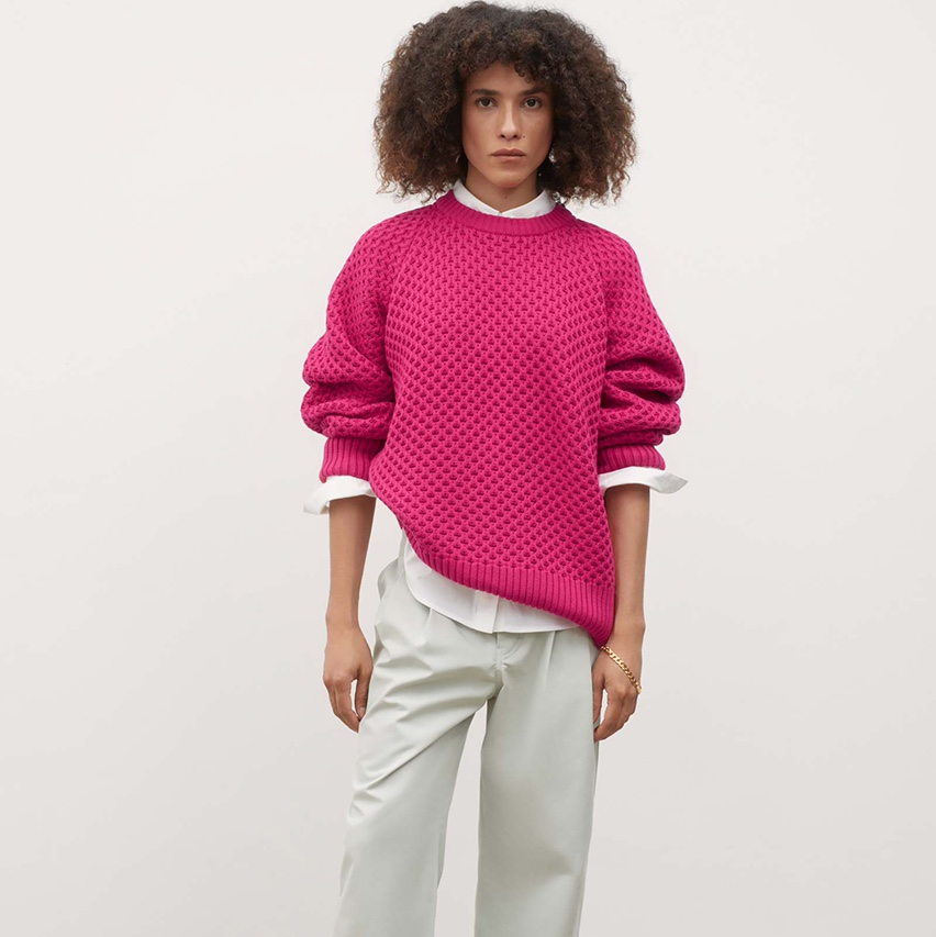 Product Image 1 - KOWTOW pink knit sweater never