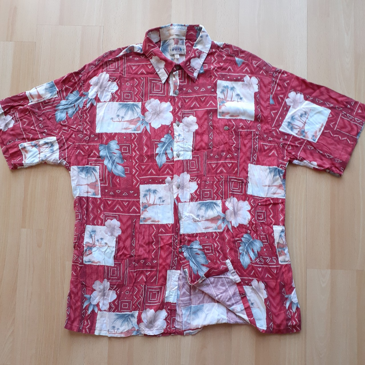 Product Image 1 - Campia light red color Hawaiian