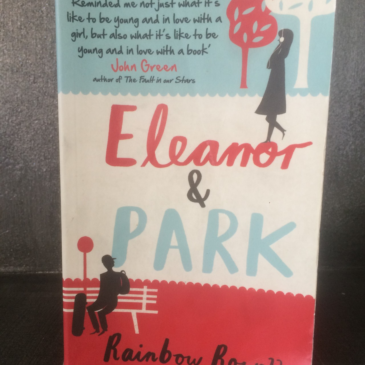Product Image 1 - Eleanor & Park by Rainbow
