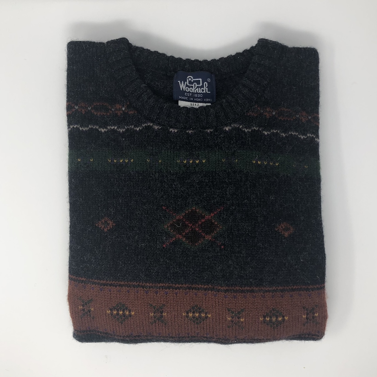 Product Image 1 - Woolrich Wool Sweater Size L  My