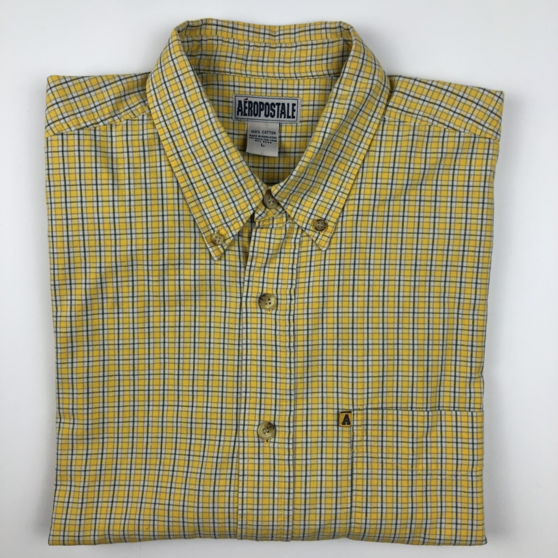 Product Image 1 - Aeropostale Long Sleeve Button Down