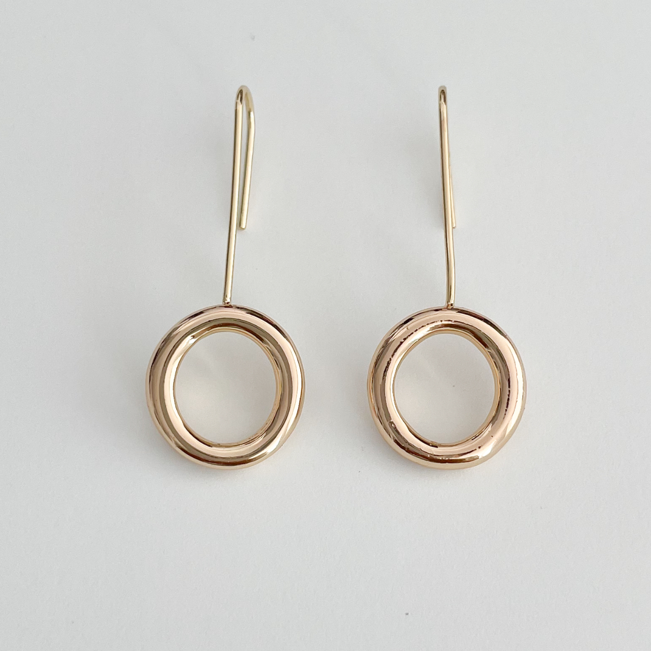Product Image 1 - Gold Hoops   14K gold plated