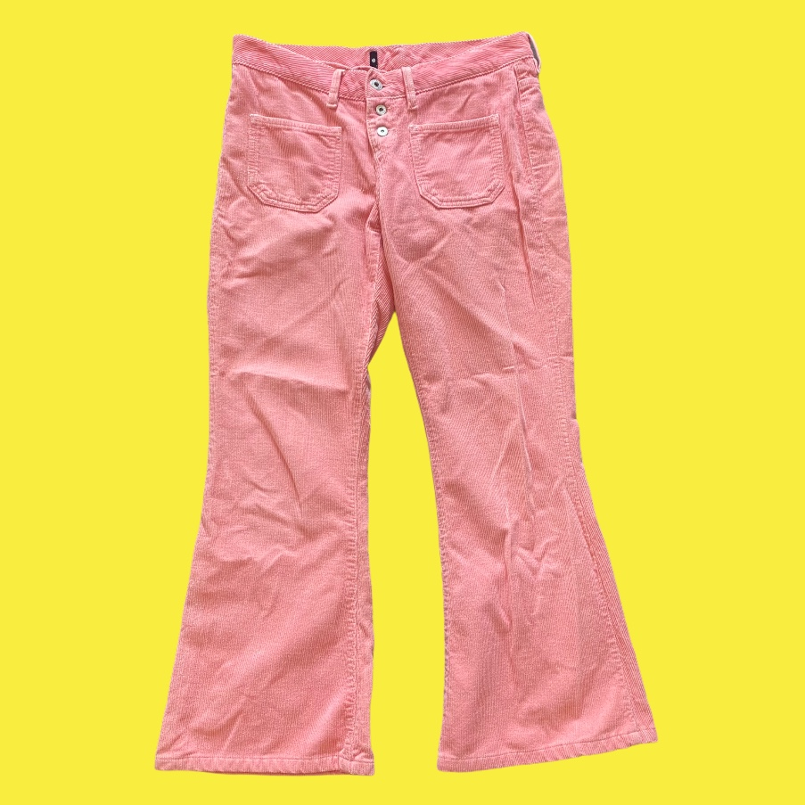 Product Image 1 - Adorable mid rise pink corduroy