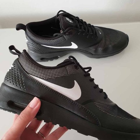 Nike air max 90 black with white tick Brand new Depop