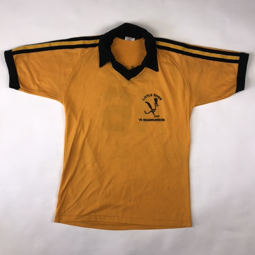 Product Image 1 - 1970s Roadrunner collared shirt Size: S P2P: