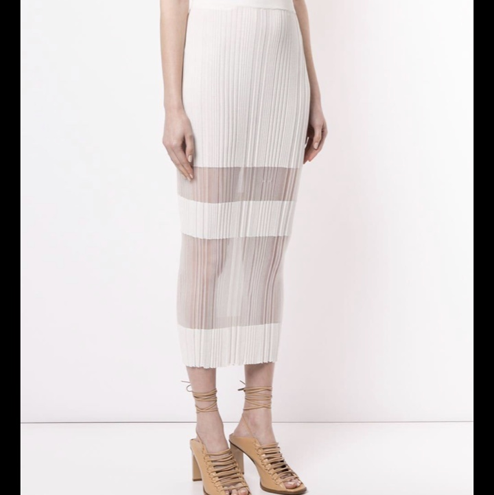 Product Image 1 - STUNNING DION LEE SKIRT OPACITY