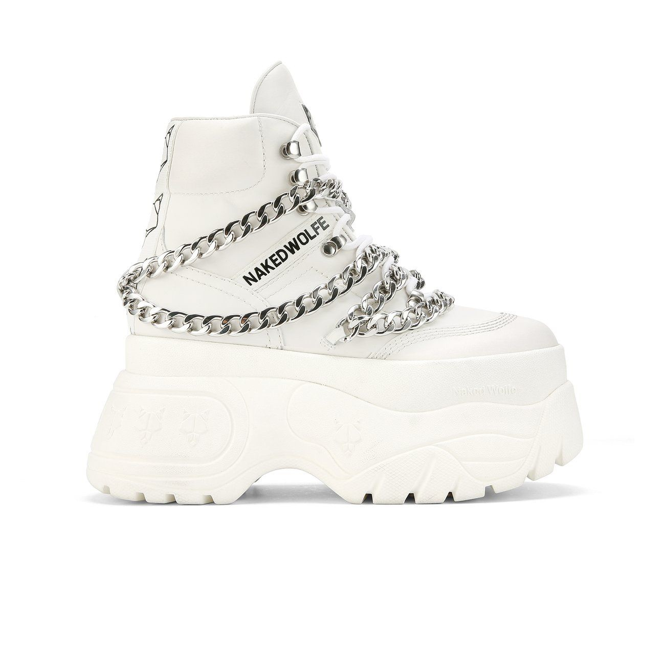 Product Image 1 - ISO Naked Wolfe white boots