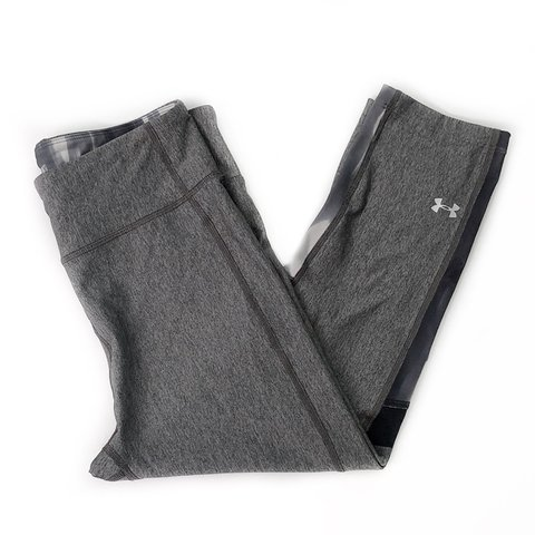 8a91a38d4 @hnylin. yesterday. Puyallup, United States. FREE SHIPPING! Under Armour  Cropped Compression Leggings