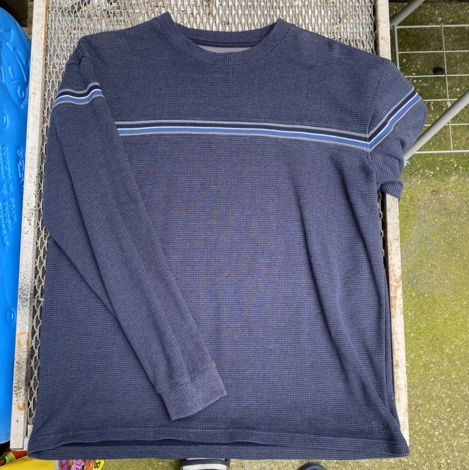 Product Image 1 - Super 90s striped sweater /