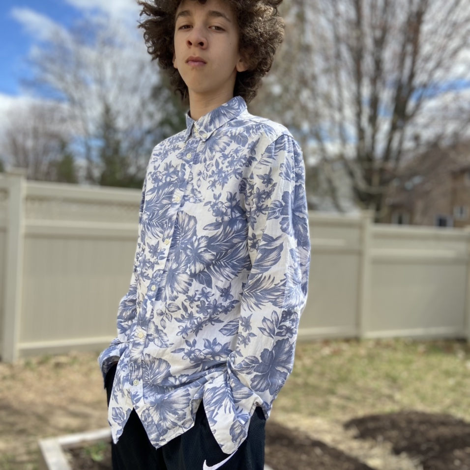Product Image 1 - casual floral pattern shirt by