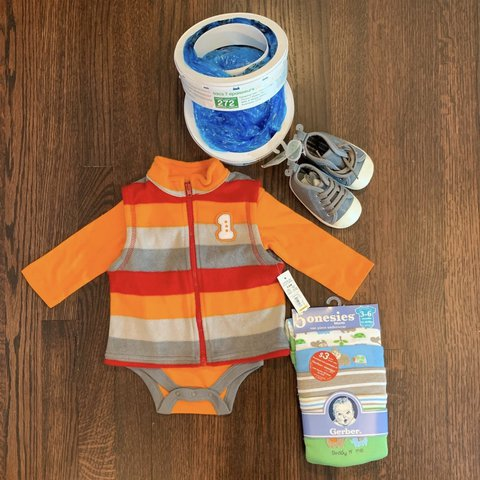 f251a2854909 Boys 3-6 Month Bundle! All brand new with factory tags! A - Depop