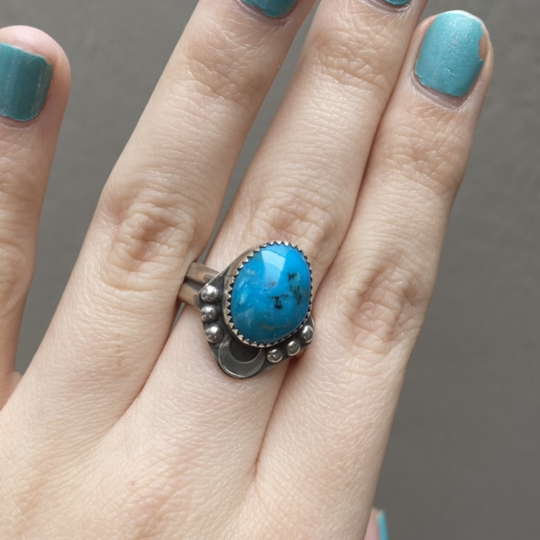 Product Image 1 - Genuine handmade ring. sterling silver.