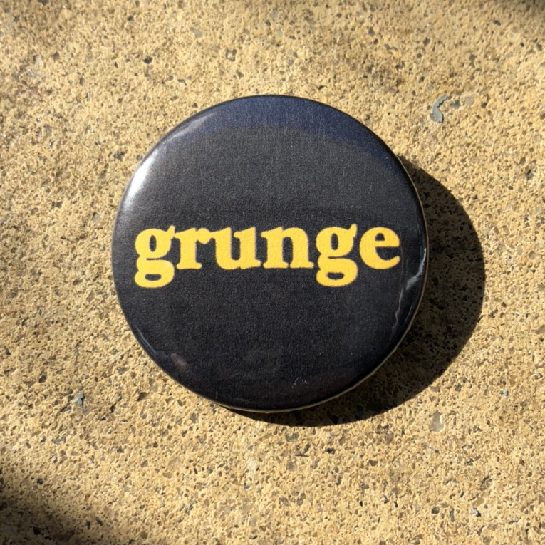 Product Image 1 - 🌟 grunge pin 🌟  •quarter is