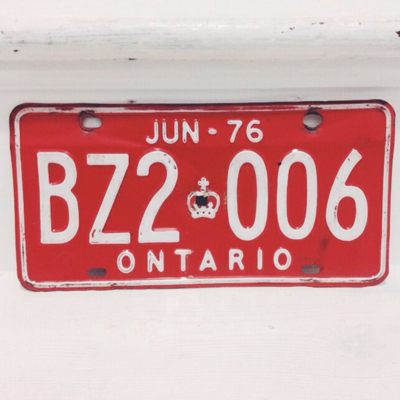 Where To Get Car Plates In Ontario
