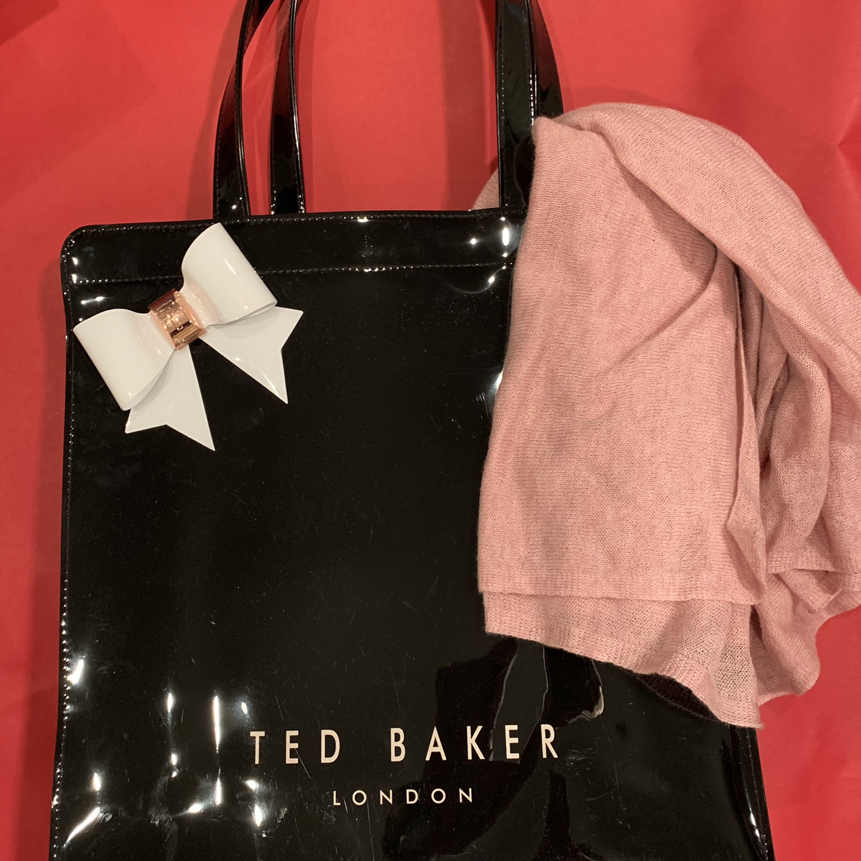 Product Image 1 - Ted Baker tote bag Perfect condition