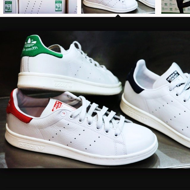 adidas stan smith rosse camoscio
