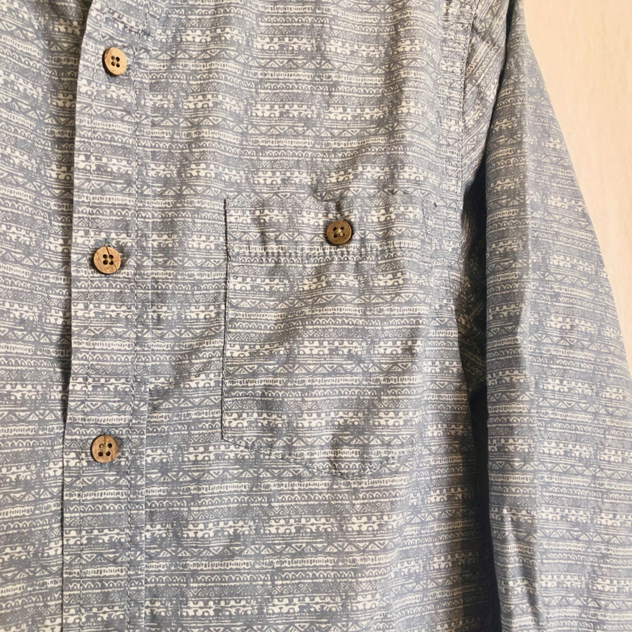 Product Image 1 - Tribal Print Button up shirt.