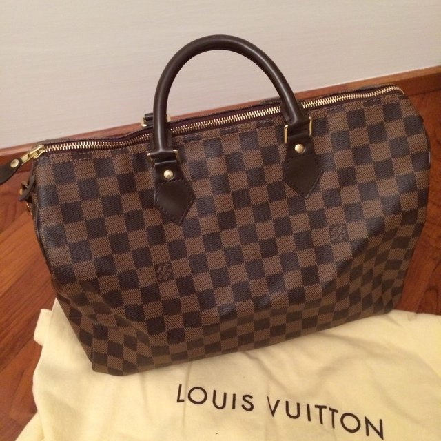 Louis Vuitton Bauletto Grande