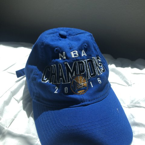 10347e04fcbff4 @amayarae. 6 hours ago. Winchester, United States. Golden state warriors  NBA champs 2015 hat.